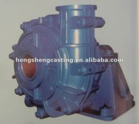 M,AH,HH SERIES small slurry pump