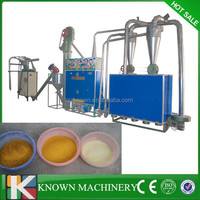Automatic reliable quality corn grits processing plant,corn grits mill