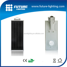 Outdoor High quality IP65 all in one integrated LED 30 watt solar street lighting