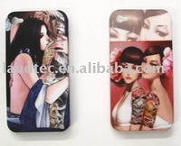 Beautiful Ghost Painting Case for iPhone 4
