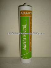 Glass silicone sealant