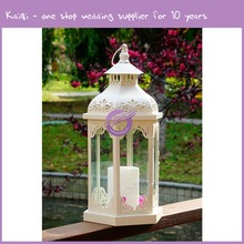 k9175 Decorative Metal Camping Candle Holder Moroccan Lantern wholesale