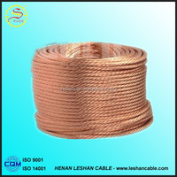 2015 hot sale factory price 500mm2 bare copper cable for Global Market