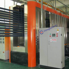 Automatic Suspension Powder Spray Coating Line