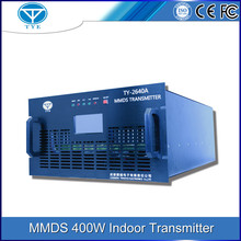 wireless HD/SD digital cable tv broadcasting air-cooled transmitter 2.5-2.7GHz