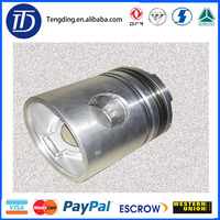 Forged engine aluminum piston 3048808 for Dongfeng truck engine