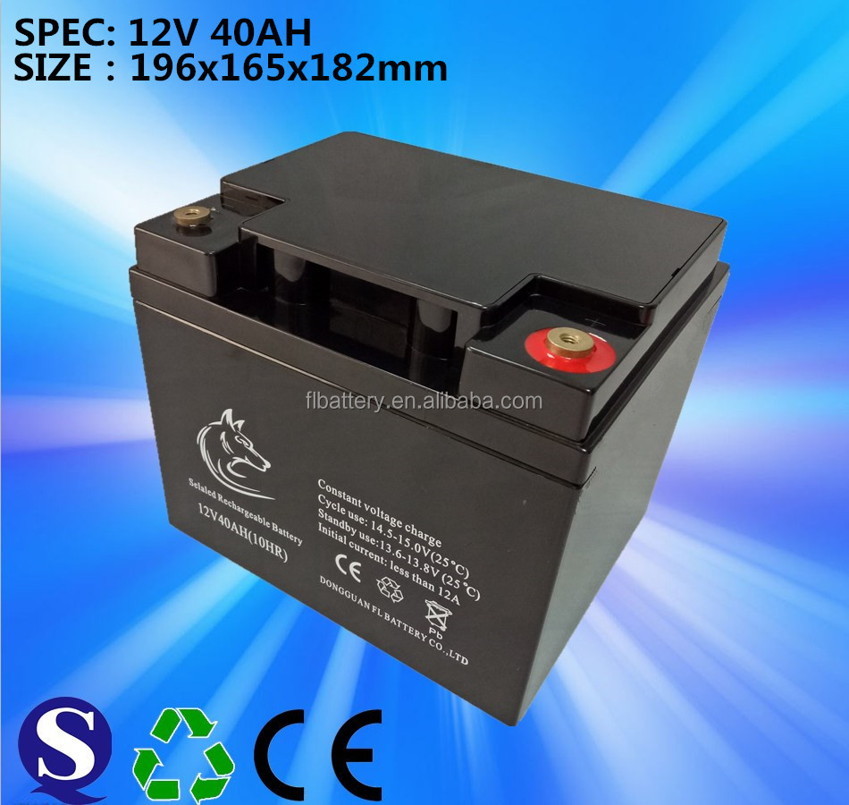 High Quality solar battery Rechargeable 12v 30ah Lithium Battery for street lamp