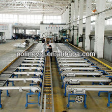 solar panel mounting aluminum rail factories direct from China