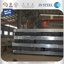 ASTM A500 Gr.B pre square erw thin wall galvanized steel pipe manufacture