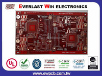 Electrical Menu Display Board PCB for Commercial Stores and Shops by Printed Circuit Board Manufacture