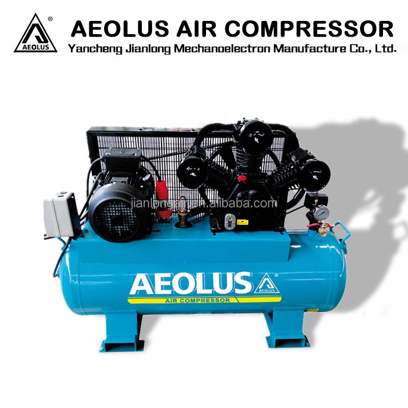 Three Phase Motor W Pump Factory Price Fs3080 Belt Driven Piston Air Compressor Buy Piston Air