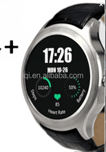 "Hot sale !!! Smart watch 3G WIFI mobile Watch Phone X1 With GPS 1.3"" IPS touch screen"