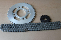 motorcycle -chain-strong- style -color B82220 Sproket top quality low price
