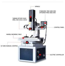 small hole high speed manual drilling super drill machine edm price