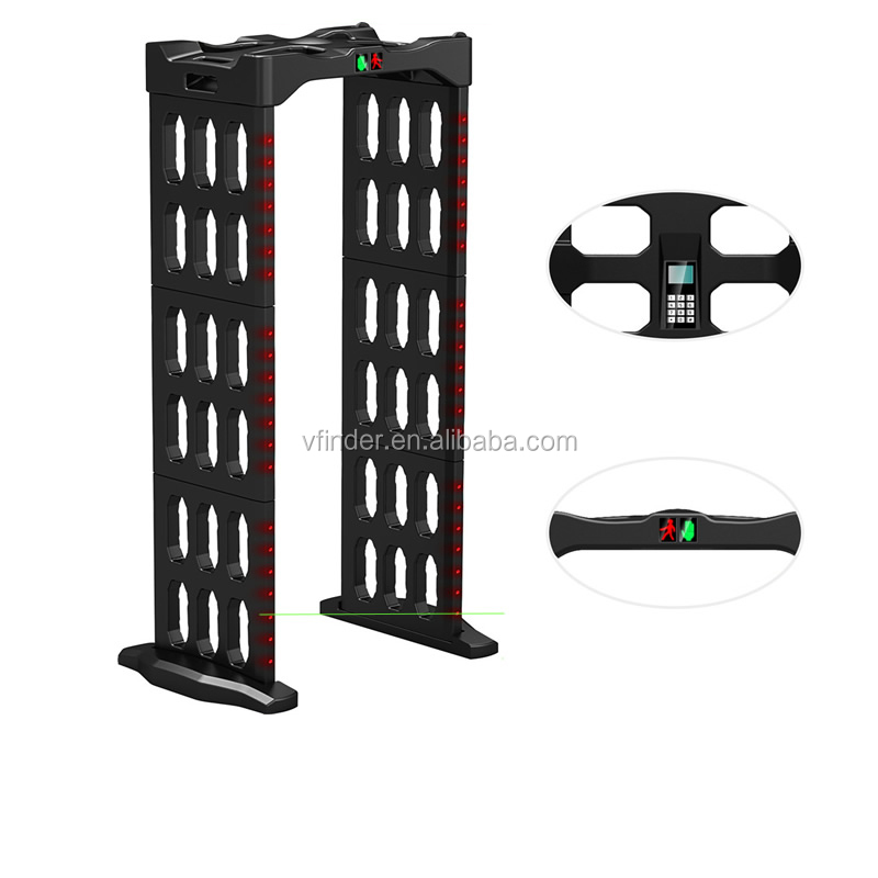 other protection products door frame metal detector