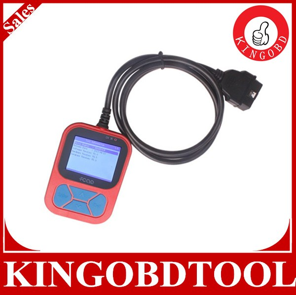 Professional OBD 2 Scanner F501 EOBD/ OBDII Code Reader for America, Europe and Asia cars on hot sales