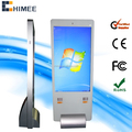 65inch stand touch monitor retail kiosk stand touch screen machine for sale