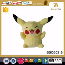 Action figure toys stuffed pokemon plush
