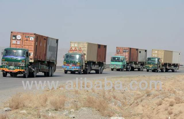 Pakistan China Cargo transportation