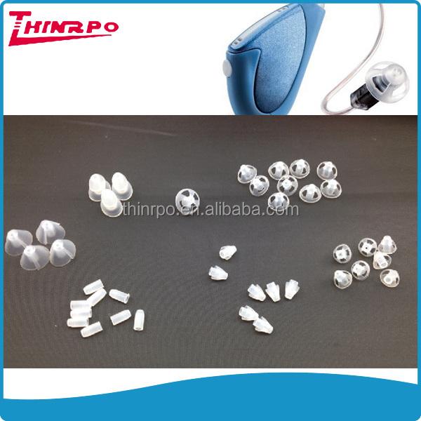 Bte Hearing Aid Accessories custom silicone Soft Ear Plug