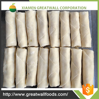 frozen food spring roll pastry