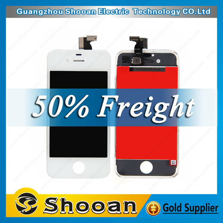 2015 touch screen lcd for iphone 4s digitizer compatible with iphone4s LCD display digitizer