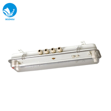 Wholesale outdoor waterproof 2x36w marine fluorescent light safe
