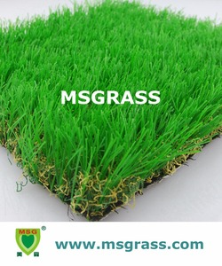 Decoration Landscaping synthetic Grass For Garden Lawn Turf