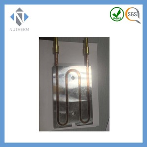 liquid cooled aluminum heat exchanger plates