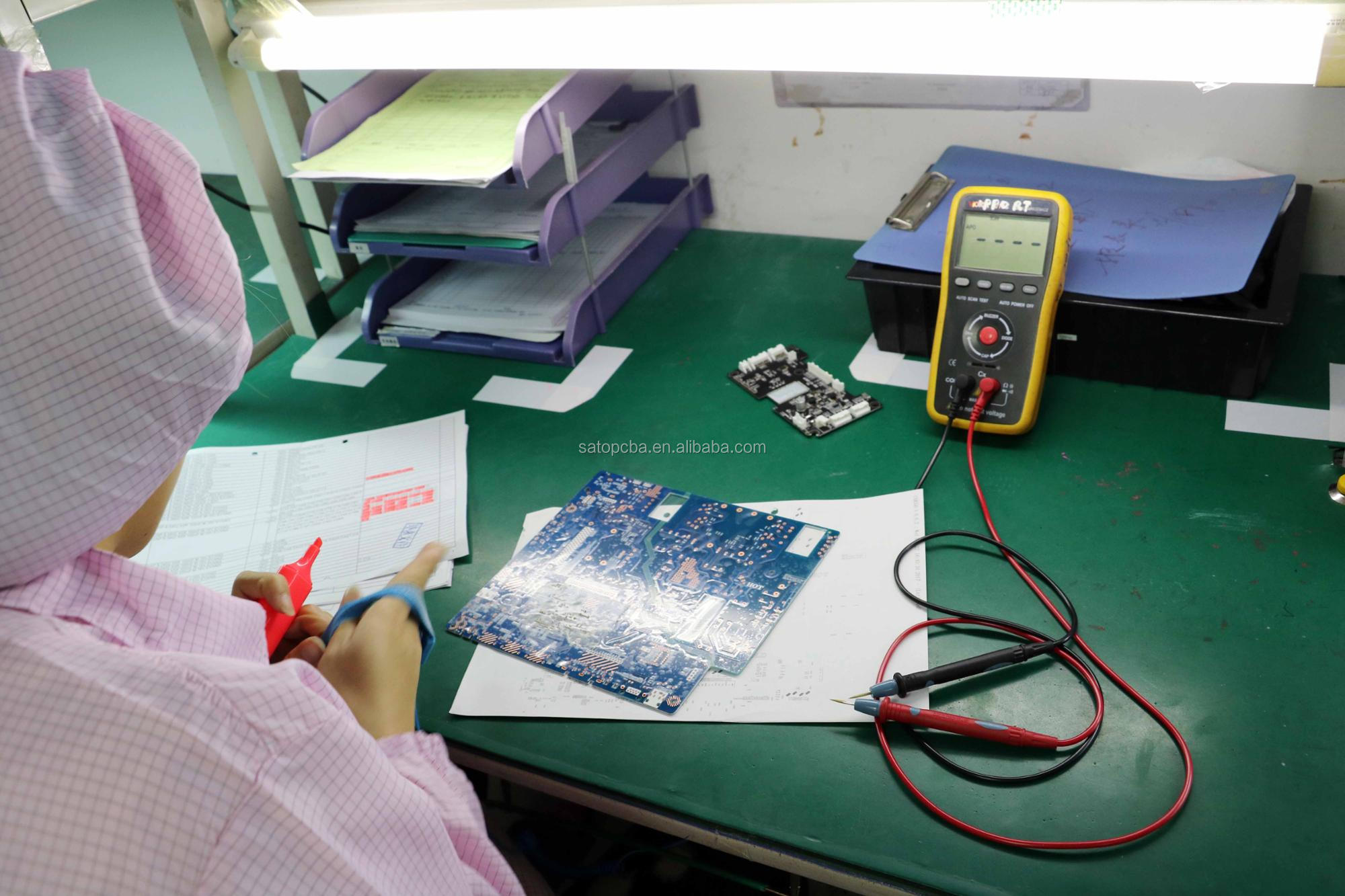 Electronic Contract Manufacturing Pcba Service Pcb Fabrication Board Assembly Services Buy Circuit Assemblyelectronic