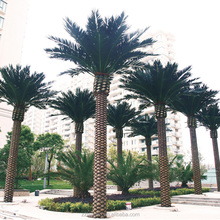 factory artificial date palm tree large outdoor durable artificial palm tree
