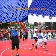 FIBA Good Quality PP Plastic Basketball Floor Covering