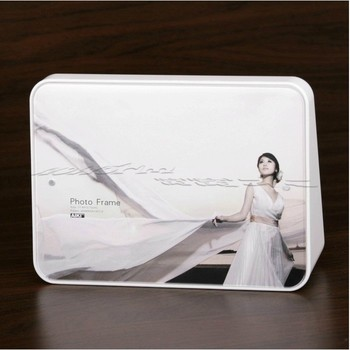new arrival clear acrylic photofunia frame