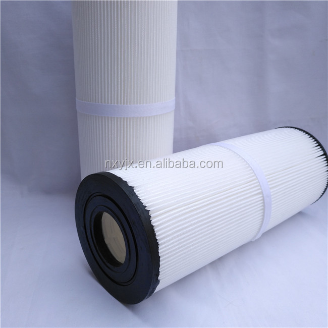 Hot Tub pp Geplooide Spa Filter/Polyester Zwembad Filter cartridge