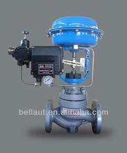 Automatic water pressure regulator valve for cement, medicine industry