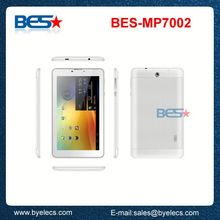 Christmas gift 512M 4G mtk low cost 3g tablet pc phone