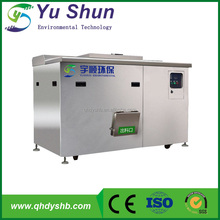 2000KG per day handling capacity food waste composting machine