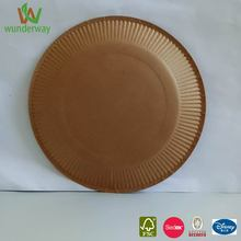 paper plate making machine disposable kraft paper plate