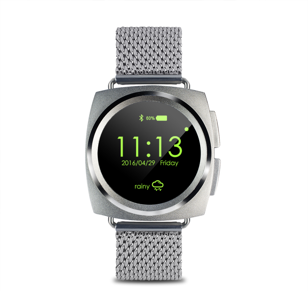 The new 2016 A11 intelligent watch support android IOS double system intelligent health dressing with heart rate detection