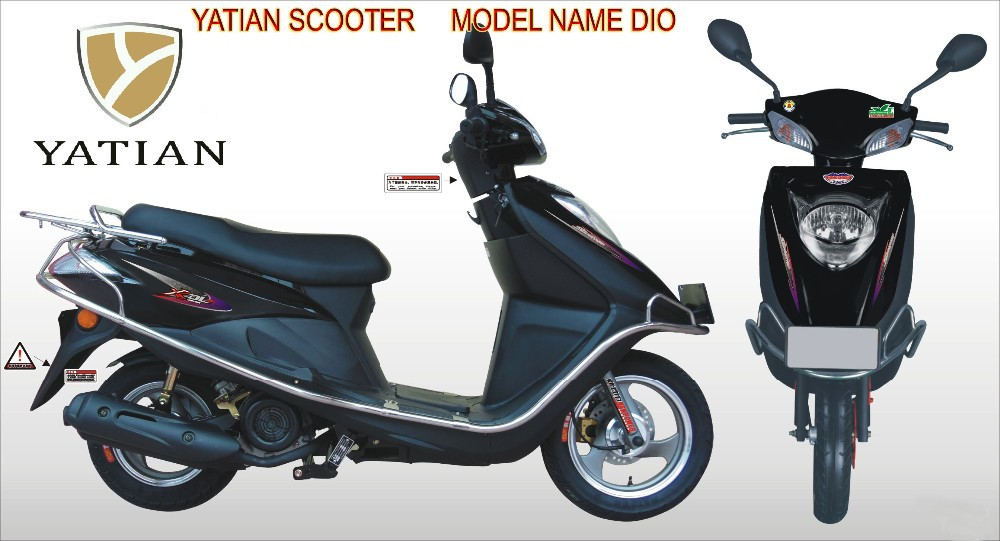 New model reliable quality electric street legal scooter manufacturer in china