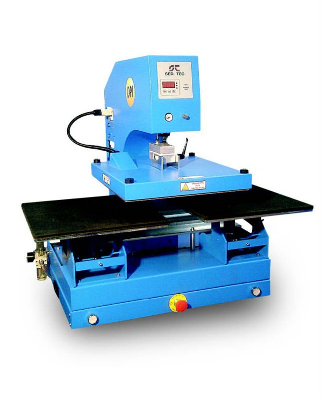 Pneumatic heat press P 1/8P - 2P