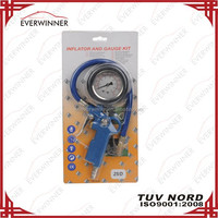 Tire Inflator Gauges/Tire Pressure Gauge