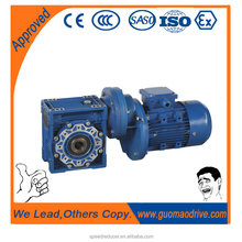 High efficiency car wash machines gearbox for conveyor manufacturers