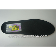 2017 Full Length Latex Shoes Insole for Men