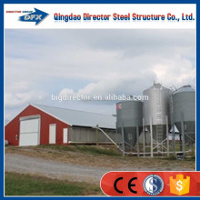 galvanized stainless steel material chicken house poultry shed building construction