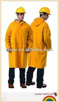 outdoor pvc ripstop waterproof raincoat industrie clothing