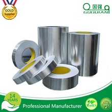 100 Square aluminum foil fiber glass tape silicone double-sided adhesive