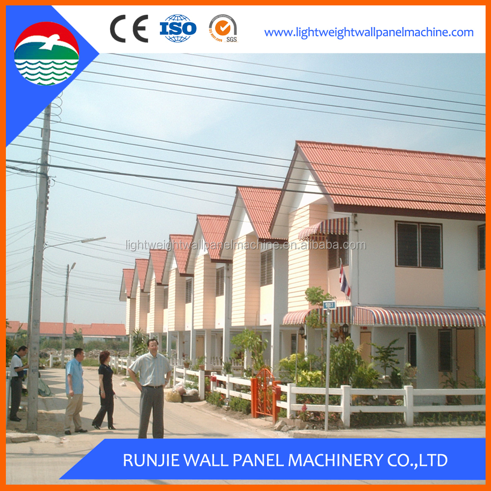 light steel structure layers buiding prefabricated modular house