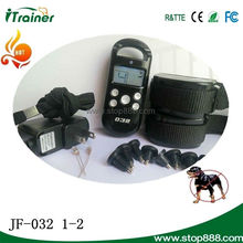 Multi-functional Dog Training remote control dog training collar with beeper