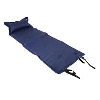Free Shipping Camping Mat Inflated Sleeping Pad Camping Air Mattress Portable Folding Beach Mat Self Inflating Camping Mattress